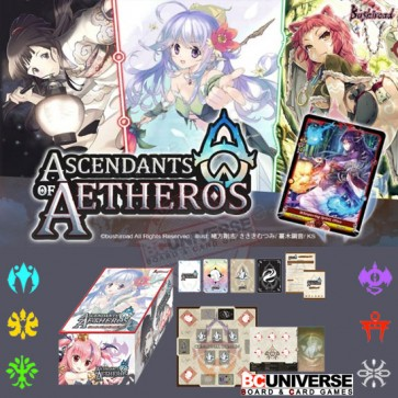 Ascendants of Aetheros card game