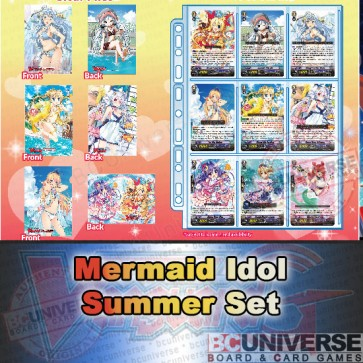Mermaid Idol Summer Set - Cardfight!! Vanguard Special Promo Set