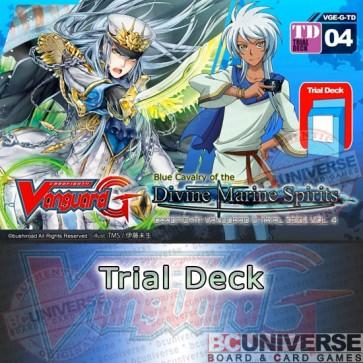 G Trial Deck Vol. 4: Blue Cavalry of the Divine Marine Spirits