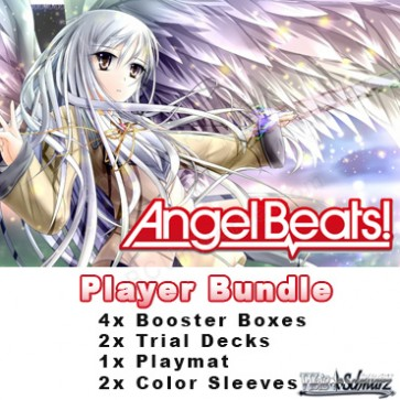 Angel Beats! Re: Edit (English) Weiss Schwarz Player Bundle