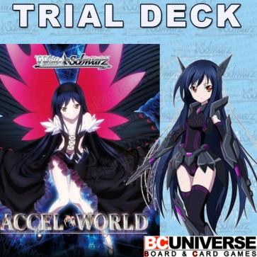 Accel World Weiss Schwarz Trial Deck