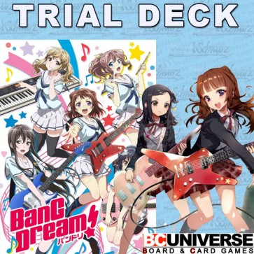 BanG Dream! Weiss Schwarz Trial Deck