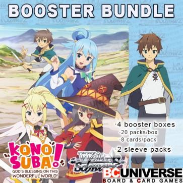 Konosuba Weiss Schwarz Booster Box Bundle