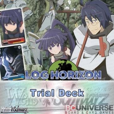 Log Horizon (English) Weiss Schwarz Trial Deck