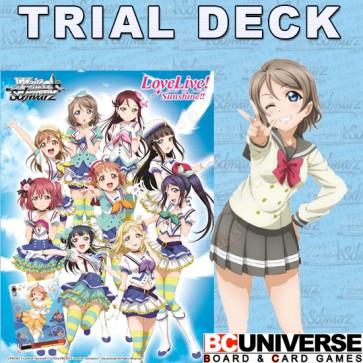 Love Live! Sunshine!! Weiss Schwarz Trial Deck