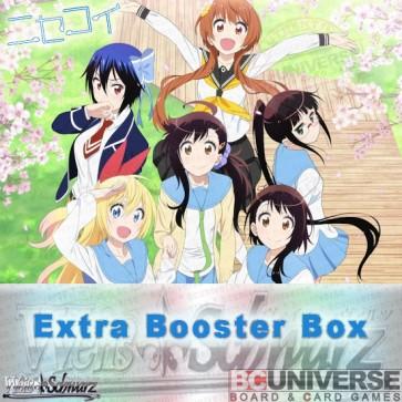 Nisekoi (Japanese) Weiss Schwarz Extra Booster 6Pack BOX