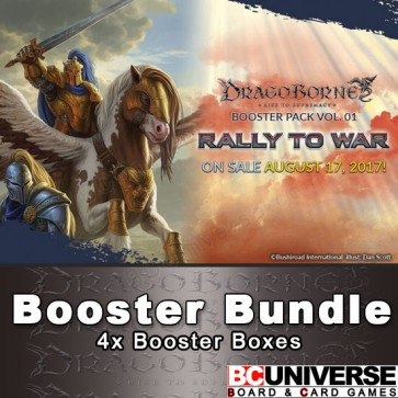 BT01 Rally to War Dragonborne Booster Box Bundle