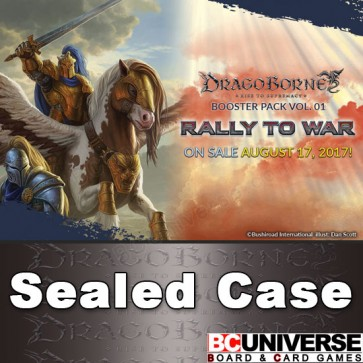 BT01 Rally to War Dragonborne Sealed Case