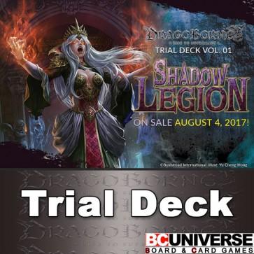 TD01: Shadow Legion Dragonborne Trial Deck