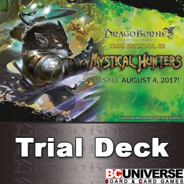TD02: Mystical Hunter Dragonborne Trial Deck