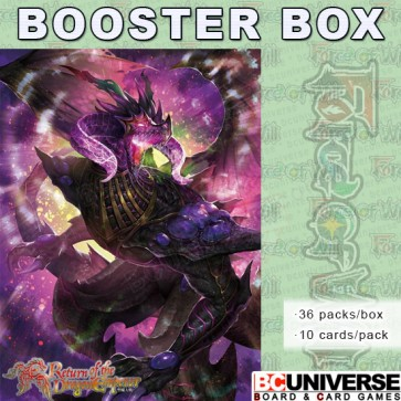 L3 Return of the Dragon Emperor Force of Will Booster Box