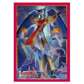 "Bushiroad Sleeve Collection Mini Vol.135 Cardfight!! Vanguard G ""Chrono Jet Dragon"" Pack"