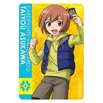 "Bushiroad Sleeve Collection Mini Vol.203 Cardfight!! Vanguard G ""Taiyou Asukawa"" Pack"