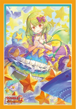 "Bushiroad Sleeve Collection Mini Vol.282 Cardfight!! Vanguard G ""Chouchou Tino"" Pack"