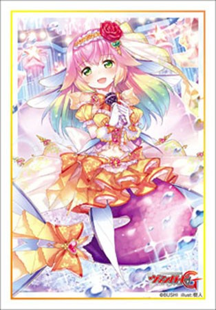 "Bushiroad Sleeve Collection Mini Vol.332 Cardfight!! Vanguard G ""Luxury Wave, Eri"" Pack"