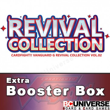 G-RC02: Revival Collection Cardfight!! Vanguard G Extra Booster Box