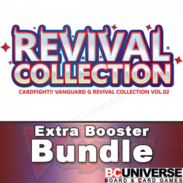 G-RC02: Revival Collection Cardfight!! Vanguard Extra Booster Box Bundle