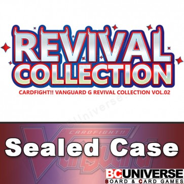 G-RC02: Revival Collection Cardfight!! Vanguard Extra Booster Sealed Case
