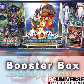 D-CBT1: Dragon Fighters Future Card Buddyfight Triple D Climax Booster Box