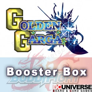 S-CBT1: Golden Garga Future Card Buddyfight S Climax Booster Box