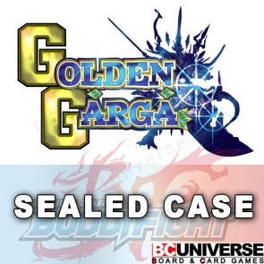 S-CBT1: Golden Garga Future Card Buddyfight S Climax Booster Case