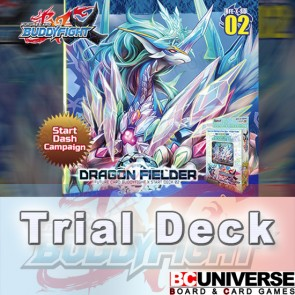 X-SD02: Dragon Fielder - Future Card Buddyfight X Start Deck