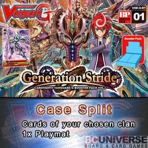 BT01 Generation Stride (English) Cardfight Vanguard G Case Split