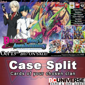 G-BT11 Demonic Advent Cardfight Vanguard G Case Split