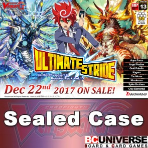 G-BT13 Ultimate Stride Cardfight Vanguard G Sealed Case