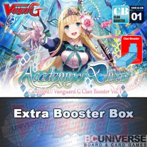 G-CB01: Cardfight!! Vanguard G Clan Booster Box: Academy of Divas