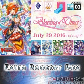 G-CB03: Blessing of Divas Cardfight!! Vanguard G Clan Booster Box
