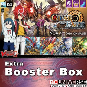 G-CB04: Gear of Fate Cardfight!! Vanguard G Clan Booster Box