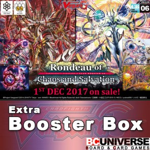 G-CB06: Rondeau of Chaos and Salvation Cardfight!! Vanguard G Clan Booster Box