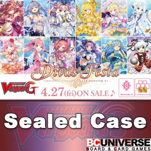 G-CB07: Divas' Festa Cardfight!! Vanguard G Clan Sealed Case