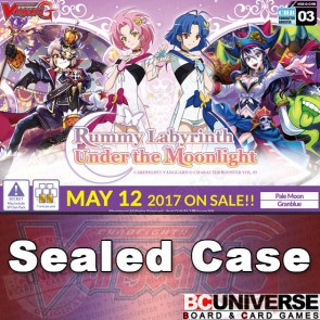 G-CHB03: Rummy Labyrinth Under the Moonlight Cardfight!! Vanguard G Character Sealed Case