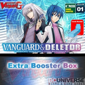 G-CMB01: Cardfight!! Vanguard G Comic Booster Box: Vanguard and Deletor