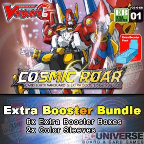 Cardfight!! Vanguard G Extra Booster Pack Vol. 1: Cosmic Roar Bundle