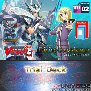 G Trial Deck Vol. 02:  Divine Swordsman of the Shiny Star - Cardfight Vanguard G