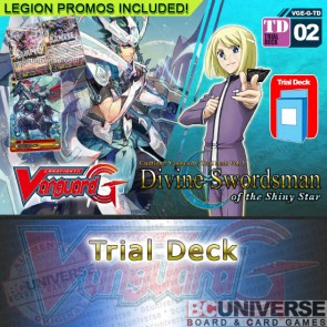 G Trial Deck Vol. 02:  Divine Swordsman of the Shiny Star - Cardfight Vanguard G