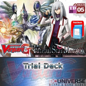 G Trial Deck Vol. 05: Fateful Star Messiah - Cardfight Vanguard G