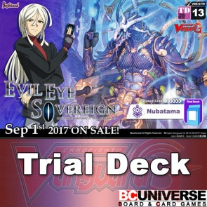 G-TD13:  Evil Eye Sovereign - Cardfight Vanguard G Trial Deck