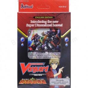 Trial Deck Vol. 12:  Dimensional Brave Kaiser - Cardfight Vanguard