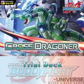 D-SD02: Cross Dragoner - Future Card Buddyfight Triple D Start Deck