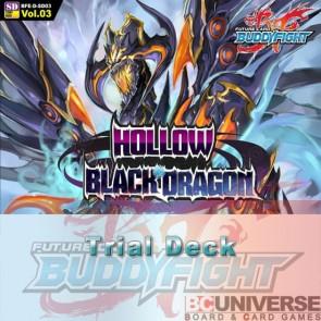 D-SD03: Hollow Black Dragon - Future Card Buddyfight Triple D Start Deck