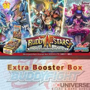 H-EB04: Buddy Allstars+ Future Card Buddyfight Hundred Extra Booster Box