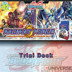 Hundred Trial Deck Vol. 2: Radiant Force - Future Card Buddyfight