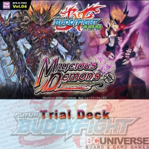 Hundred Trial Deck Vol. 4: Malicious Demons - Future Card Buddyfight