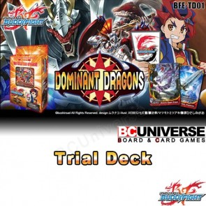 Trial Deck Vol. 1: Dominant Dragons - Future Card Buddyfight
