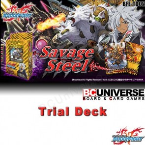 Trial Deck Vol. 2: Savage Steel - Future Card Buddyfight