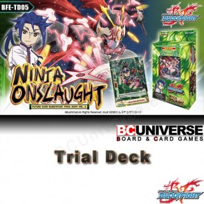 Trial Deck Vol. 5: Ninja Onslaught - Future Card Buddyfight